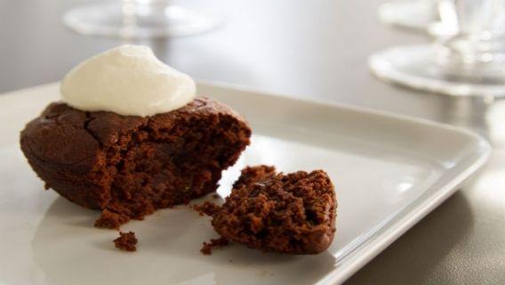 Recette de Gâteau au chocolat, aux dattes et aux épices mayas Émission : Les desserts de Patrice