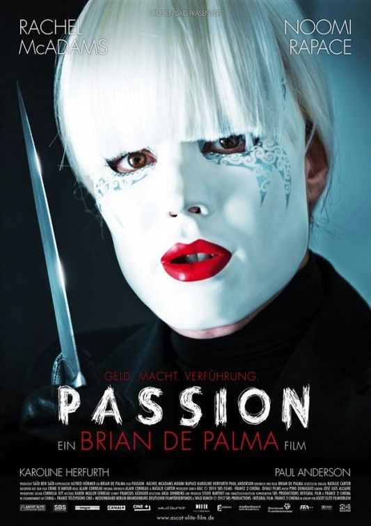 """Passion"" #08 __ #inspiration #creativity #concept #art #art_direction #grid #layout #design #layout_design #graphic #graphic_layout #graphic_design #poster #poster_layout #poster_design #film #film_poster #movie #movie_poster #typography #photography #movieposteroftheday"