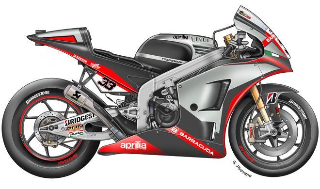Aprilia Racing Team Gresini - MotoGp