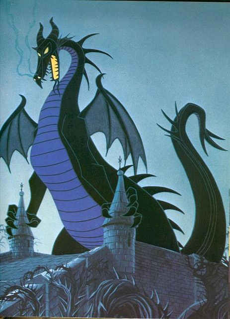 *MALEFICENT ~ Sleeping Beauty, 1959