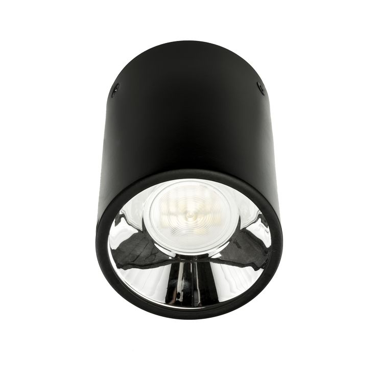 Simple and modern ceiling mounted lamp. See it: http://imperial.pl/products,400/dln-90-led