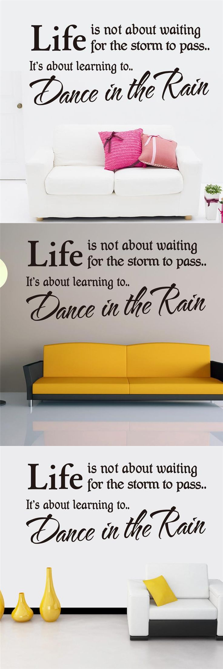 23 best religious and inspiring images on pinterest wall visit to buy life inspirational quotes wall stickers home decorations 8212 diy decals