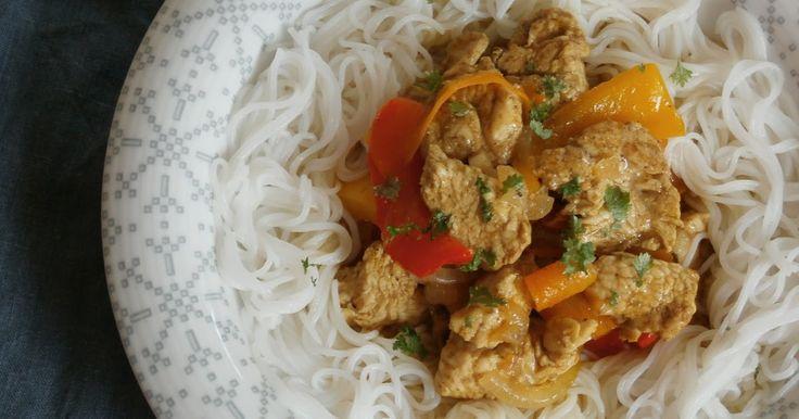 """Tohle jídlo miluje můj manžel a říkáme mu doma """"čína"""". Ano, vím, že se to od té…"""