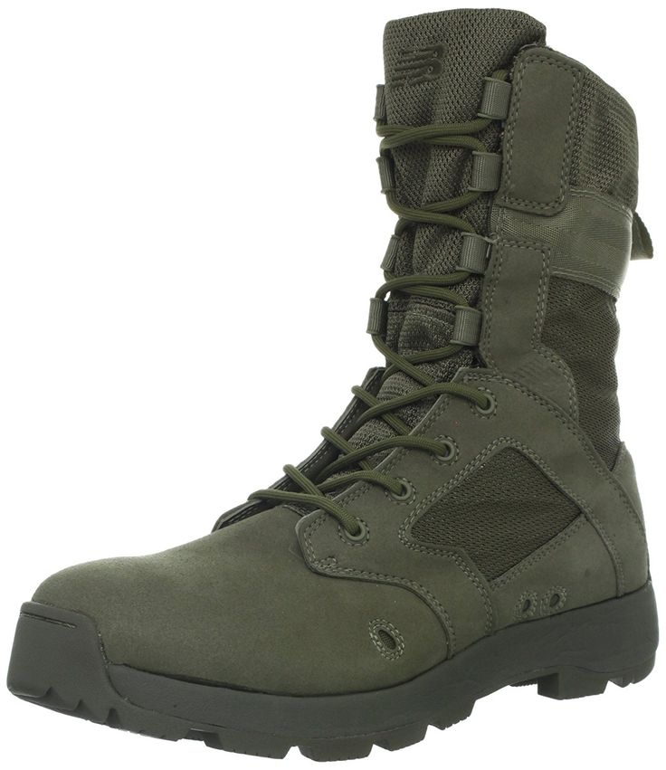 New Balance Tactical Men S Desertlite 8 Inch Boot Sage