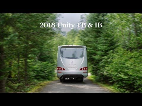 Take a video tour of the Unity Class C RV by Leisure Travel Vans