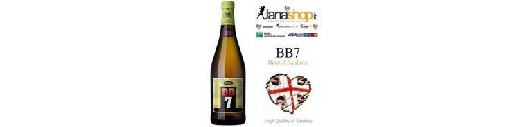 #propostedelgiorno #beer #prodottitipicisardi #prodottisardionline #prodottisardi  BIRRA BB7, Birra Artigianale Sarda, 75 cl, 7° Alc. Prodotti Sardi - € 15,37 BB7 BIRRA ARTIGIANALE 1 BOTTIGLIA DA 75 CL