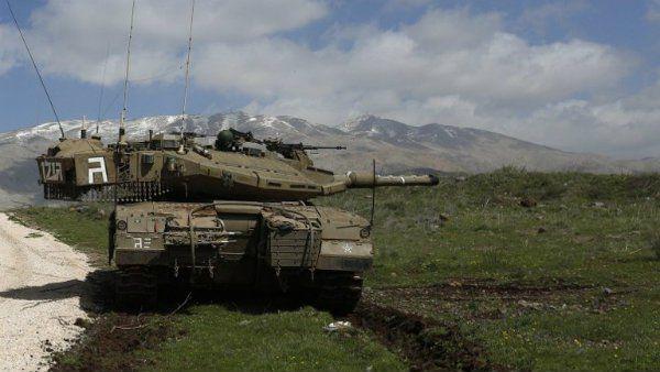 En los Altos del Golán, FDI lucha por mantener a Israel fuera del conflicto de Siria