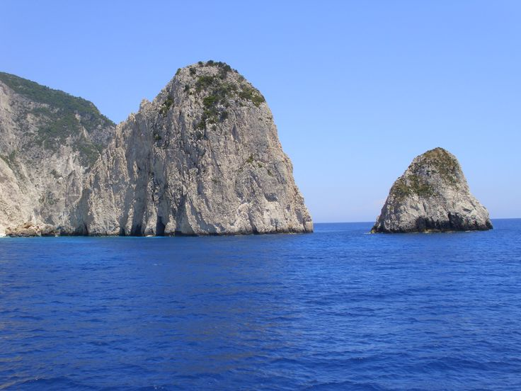 Görögország - szerelmes sziklák 2010