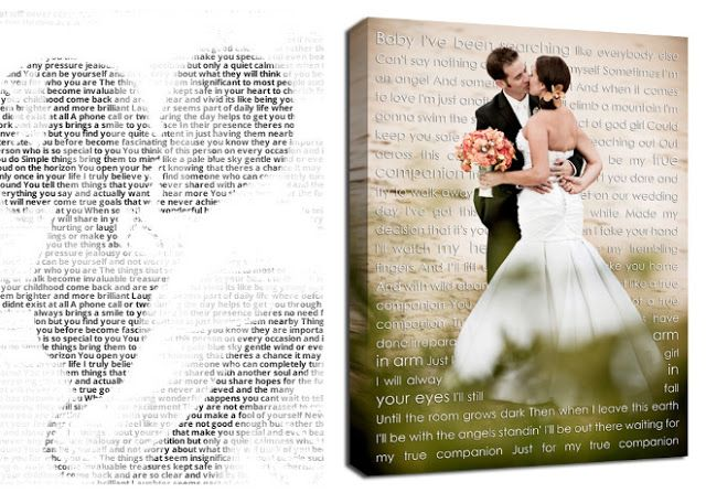 year wedding anniversary, great ideas for the bride and groom to gift ...