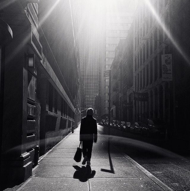 Black and White Photography with an iPhone14