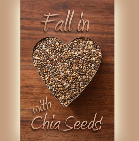 Chia seeds, nutritional and some recipes (;