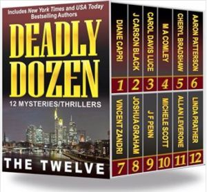 Deadly Dozen Hits The NY Times and USA Today Lists. Lessons Learned From The Box-Set