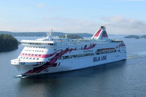 M/S Baltic Princess (Tallink Silja) 2008