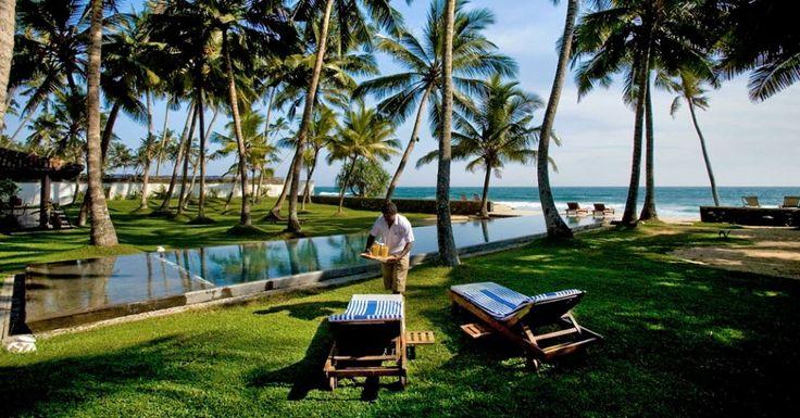 Galle luxury holiday rental, Beachfront Villa Thalpe   Amazing Accom