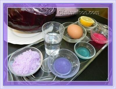 faire ses colorants alimentaires - Colorant Alimentaire Rose Fushia