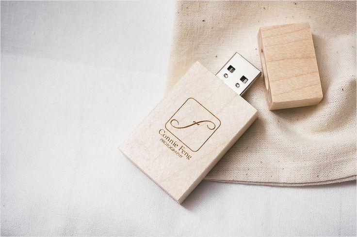 custom engraved wooden usb flash drives!