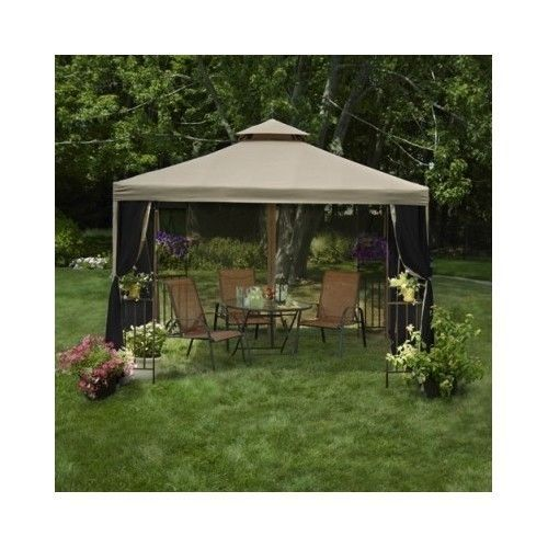 patio gazebo outdoor canopy awnings garden yard furniture