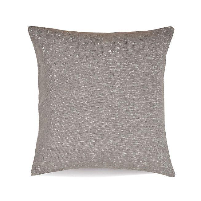Sahel Housse de coussin gris clair 40x40cm