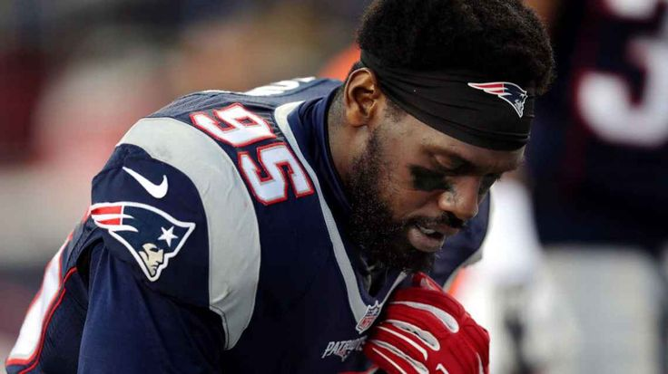 Chandler Jones injury limits time on field for New England Patriots - New England Patriots Blog- ESPN