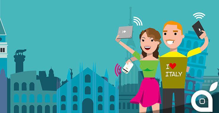 ExpressoWiFi la StartUp italiana che offre internet illimitato ai turisti che arrivano in Italia