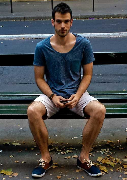 15+ Trendy Short Hairstyles for Men | Men Hairstyles