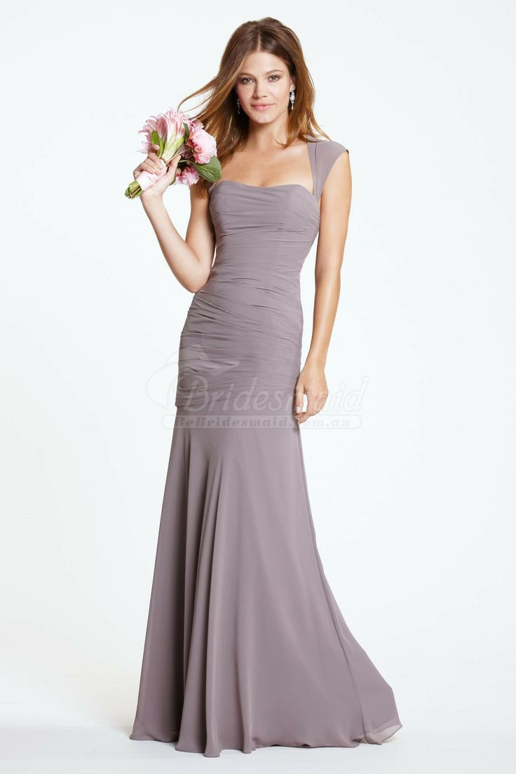 46 best Chiffon Bridesmaid Dresses images on Pinterest | Bridesmaid ...