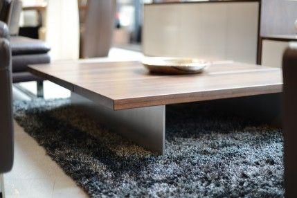 CTXL7575 Solid American Walnut Coffee Table