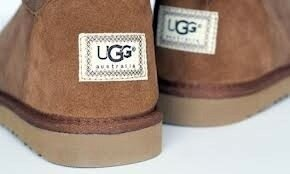 Professional UGG cleaning with Lagoon wet cleaning..