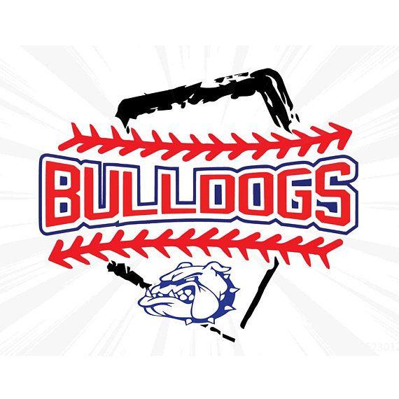 Pin By Dxf Stock On Bulldogs Football Bulldogs Basketball Bulldogs Baseball Bulldogs Baseball Svg Baseball Shirt Designs Bulldog