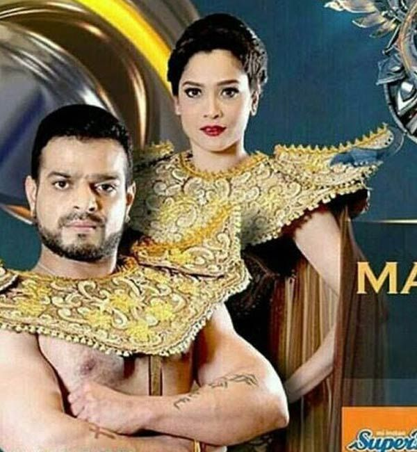 Ankita Lokhande and Karan Patel set the stage on fire at a Indonesian musical show #FansnStars