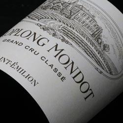 How about a sip of our Château Troplong Mondot?