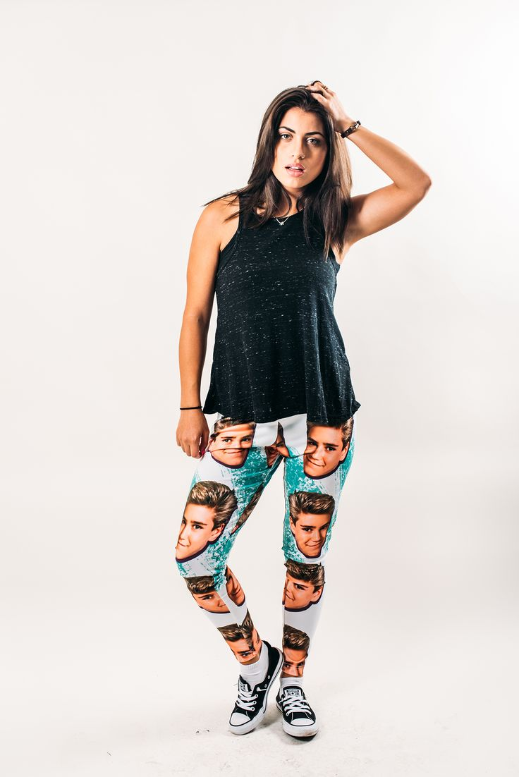 Zach Morris Leggings ----- Available for Purchase at the link below Enter code: Launchweek at checkout and get 20% off your order only at www.wtfwear.ca SKU#: LGG088