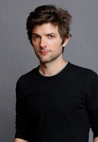 Adam Scott, funny man #5. I know right now he's popular for Parks & Rec, but…