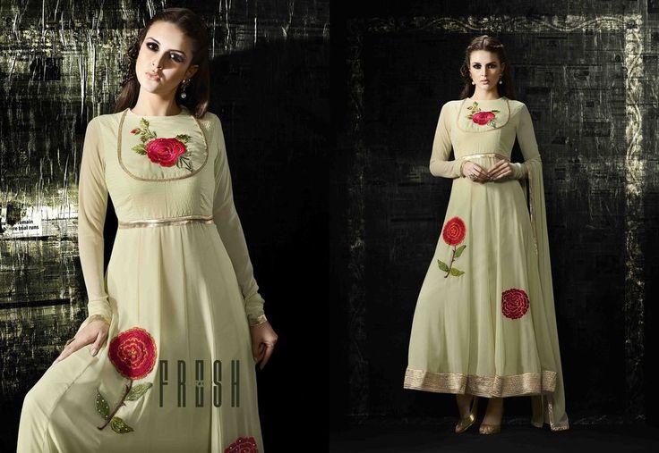 Indian Pakistani Salwar Kameez Designer Suit Anarkali Ethnic Dress New Bollywood