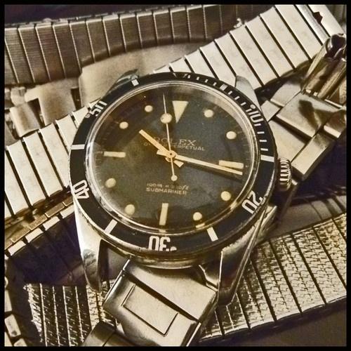 The Ever-Changing Rolex Submariner Bracelet