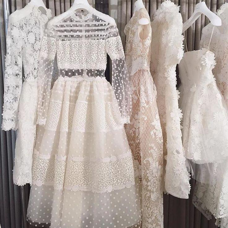 Wedding Vibes!  #costarellos #bridal #weddingdress #polkadots #bride