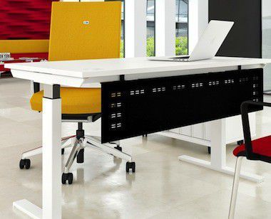 14 best height adjustable office desks images on pinterest