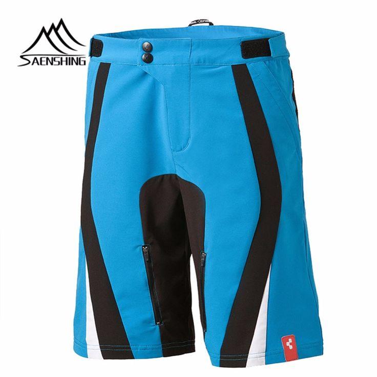 Saenshing Cycling Shorts Men Cube Shorts Bicycle Vtt Adjustable Waist Downhill Mtb Mountain Bike Short Pants Sport Brand Bermuda - Mountain Bikes For Sale
