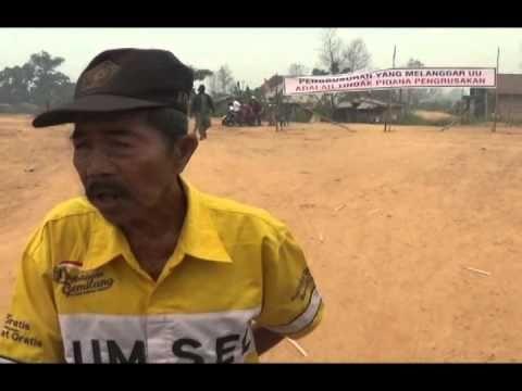 Eksekusi Lahan Pembangunan Kampus B UIN Raden Fatah Palembang