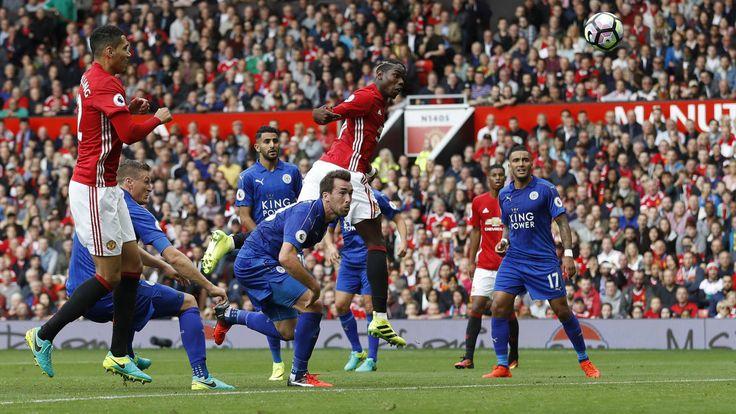 El Manchester United olvida la crisis con una goleada ante el Leicester