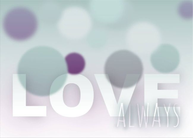 Love Always - add your own message for an anniversary, wedding or other special occasion. This is a real card (not an e-card) shared from Sendcere.
