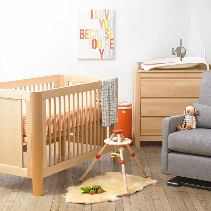 ber ideen zu babybetten auf pinterest. Black Bedroom Furniture Sets. Home Design Ideas