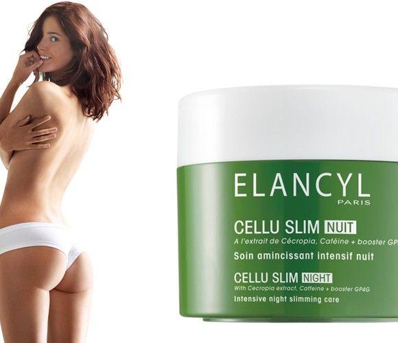 Elancyl Cellu Slim Duo Night, η ιδανική αγωγή για εντατικό αδυνάτισμα και μείωση της κυτταρίτιδας κατά τη διάρκεια της νύχτας. Από τη 14η νύχτα τα αποτελέσματα είναι ορατά και το δέρμα πιο λείο και πιο σφριγηλό.   Σε μοναδική προσφορά -40%, μόνο με 33,60€ http://www.i-cure.gr/elancyl-cellu-slim-duo-night-krema-gia-entatiko-adynatisma-nyxtas-2x250ml