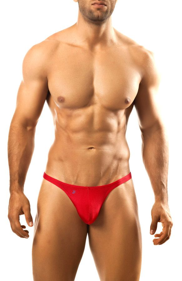 Red Classic Men's Thong