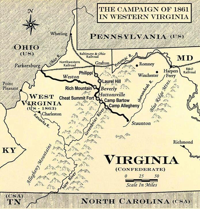 52 Best Civil War Maps Images On Pinterest