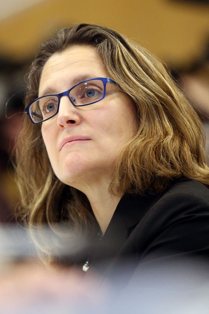 Chrystia Freeland's 'Public' TPP Consultations Are Anything But