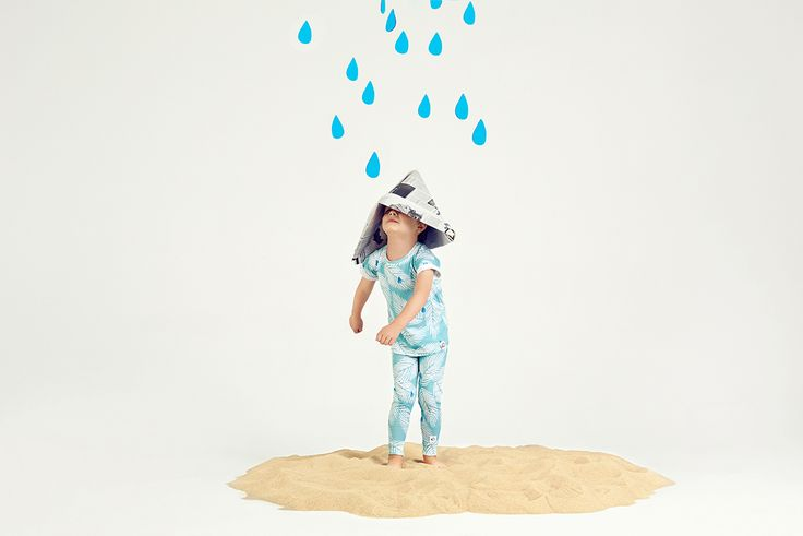Campaign for Pocopato – Polish clothing brand for children.
