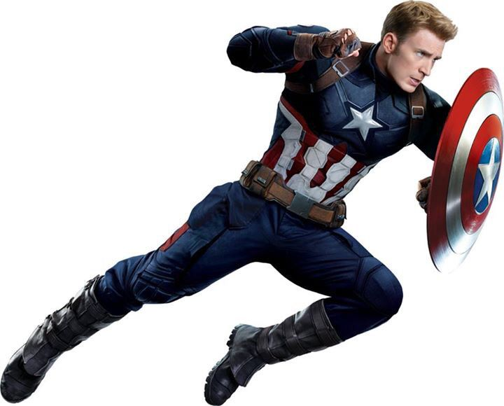 Here are new full body images of the characters from CAPTAIN AMERICA: CIVIL WAR