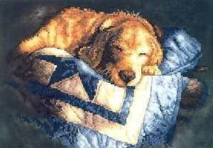 Набор для вышивки крестом Dimensions 3220 Вздремнуть