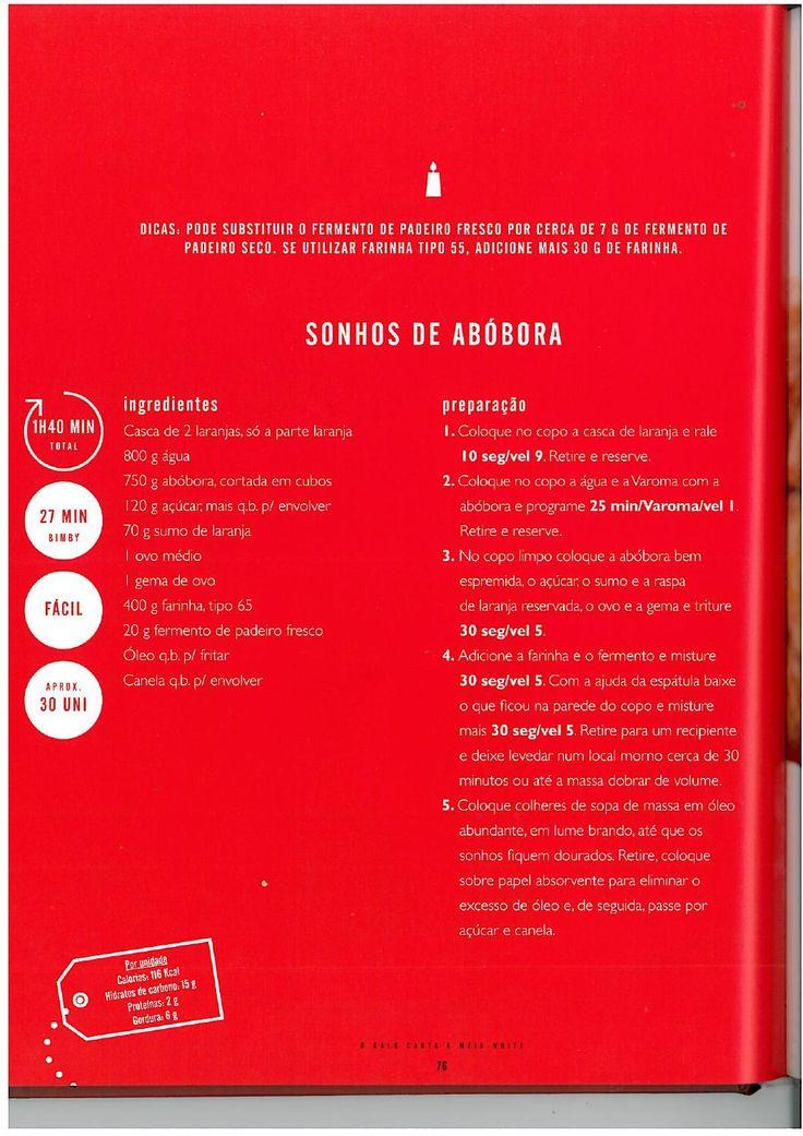 Boas festas com a bimby by Marta Barreto - issuu